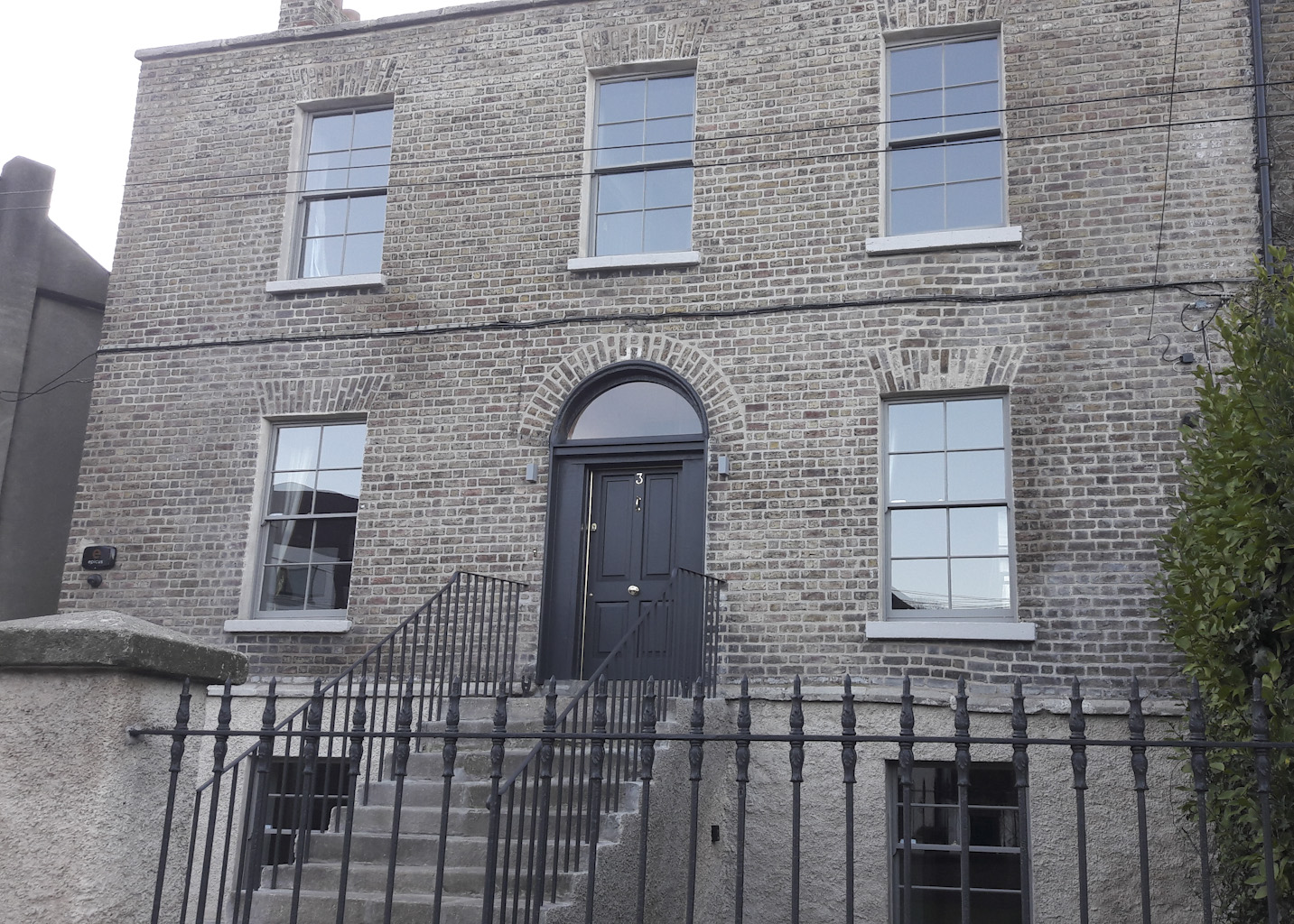Dublin Sash Window Restoration