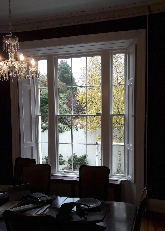 Dublin Sash Window Restoration